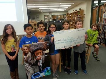 Canyon Creek Elemenatary School – You Did It!