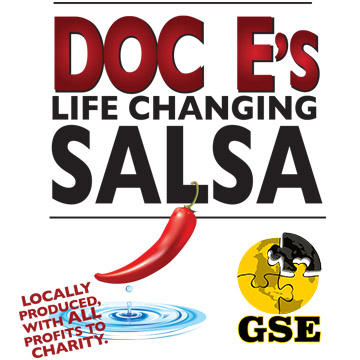 Doc E's Life Changing Salsa Campaign